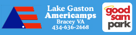 logo for Lake Gaston Americamps