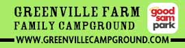 logo for Greenville Farm Family Campground
