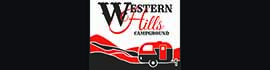 logo for Western Hills Campground