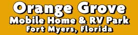 logo for Orange Grove Mobile Home & RV Park