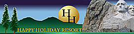 logo for Happy Holiday Resort