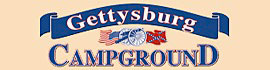logo for Gettysburg Campground