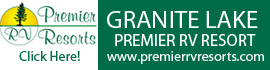 logo for Granite Lake Premier RV Resort