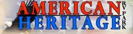 logo for American Heritage RV Park