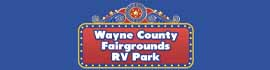 logo for Wayne County Fairgrounds RV Park