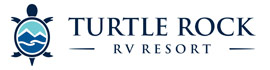 logo for Turtle Rock RV Resort