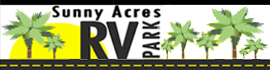 logo for Sunny Acres RV Park