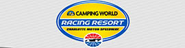 logo for Camping World Racing Resort