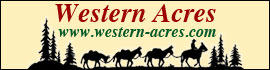 logo for Western Acres