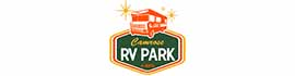 logo for Camrose Exhibition Trail RV Park