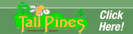 logo for Tall Pines Campground Resort