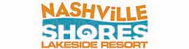 logo for Nashville Shores Lakeside Resort