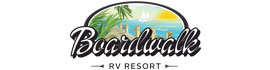 logo for Boardwalk RV Resort
