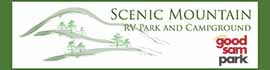 logo for Scenic Mountain RV Park & Campground