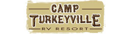 logo for Camp Turkeyville RV Resort
