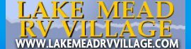 logo for Lake Mead RV Village at Boulder Beach