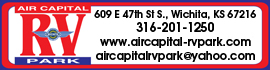 logo for Air Capital RV Park