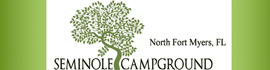 logo for Seminole Campground