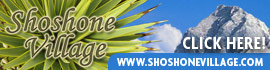 logo for Shoshone RV Park