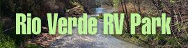 logo for Rio Verde RV Park