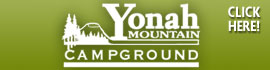 logo for Yonah Mountain Campground
