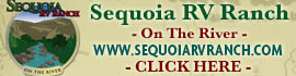 logo for Sequoia RV Ranch