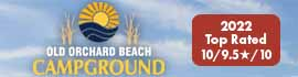 logo for Old Orchard Beach Campground