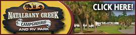 logo for Natalbany Creek Campground & RV Park