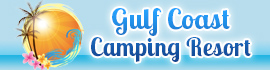 logo for Gulf Coast Camping Resort