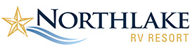 logo for Northlake RV Resort