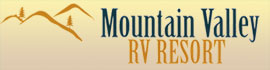 logo for Mountain Valley RV Resort