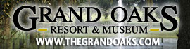 logo for Grand Oaks Resort