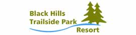 logo for Black Hills Trailside Park Resort