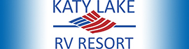 logo for Katy Lake RV Resort