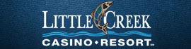 logo for Little Creek Casino Resort RV Park