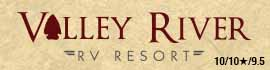 logo for Valley River RV Resort