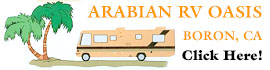 logo for Arabian RV Oasis