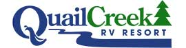 logo for Quail Creek RV Resort