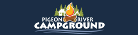 logo for Pigeon River Campground