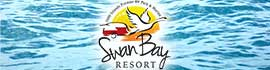 logo for Swan Bay Resort