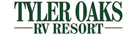 logo for Tyler Oaks RV Resort