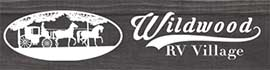 logo for Wildwood RV Village