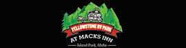 logo for Yellowstone RV Park at Mack's Inn