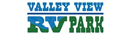 logo for Valley View RV Park
