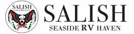 logo for Salish Seaside RV Haven