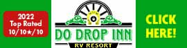 logo for Do Drop Inn RV Resort