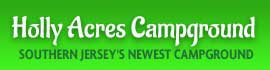 logo for Holly Acres Campground