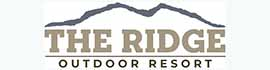 logo for The Ridge Outdoor Resort
