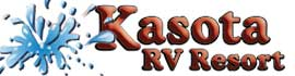logo for Kasota RV Resort