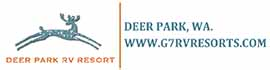 logo for Deer Park RV Resort
